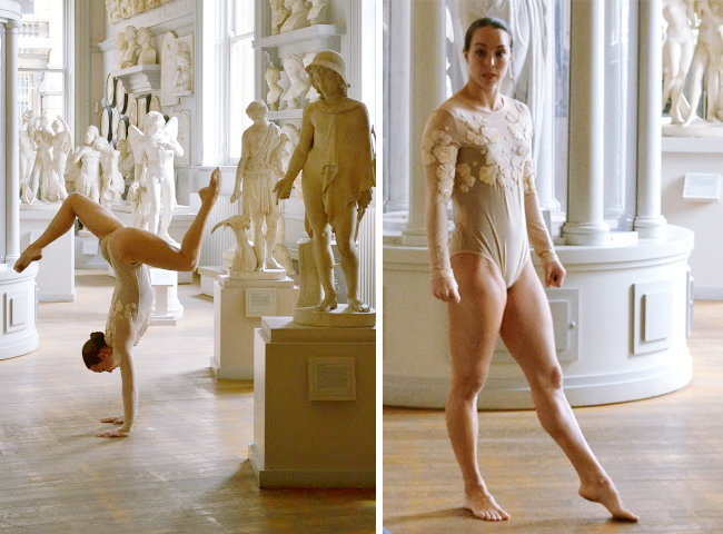 Beth Tweddle for Walker Museum