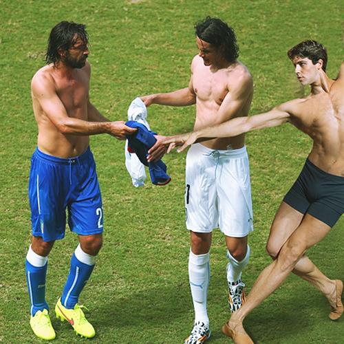 footballet- Roberto Bolle