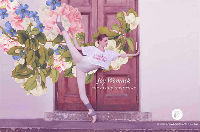 Joy Womack - Cloud and Victory