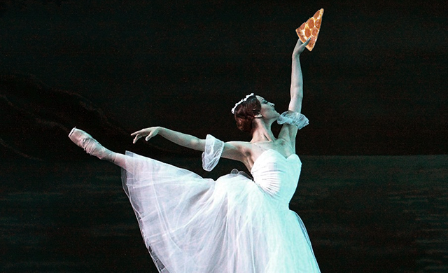 Reaching for Pizza - Joy Womack