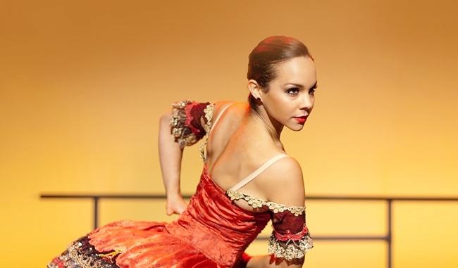 Dena Kaplan in ABC's Dance Academy